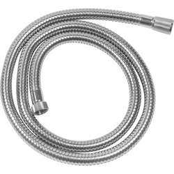 Croydex Croydex Stainless Steel Shower Hose 7mm x 1.5m - 67852 - from Toolstation