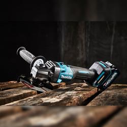 Makita XGT 40V Max Angle Grinder 115mm