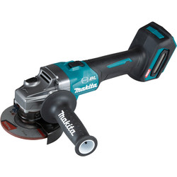 Makita Makita XGT 40V Max Angle Grinder 115mm Body Only - 67969 - from Toolstation