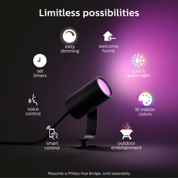 Philips Hue Lily Base and Extension