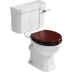 Ideal Standard Ideal Standard Waverley Classic Close Coupled Toilet  - 68140 - from Toolstation