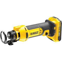 DeWalt DeWalt DCS551N-XJ 18V XR Drywall Cut-Out Tool Body Only - 68280 - from Toolstation