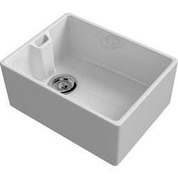 Reginox Reginox Reversible Traditional Belfast Ceramic Kitchen Sink White - 68335 - from Toolstation