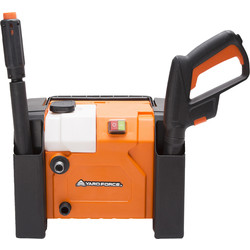Yard Force Yard Force EW U13 1800W Compact Pressure Washer 135 bar - 68408 - from Toolstation