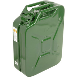 Silverline Jerry Can 20L - 68414 - from Toolstation