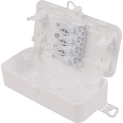 Hylec Debox Screwless Connector Box
