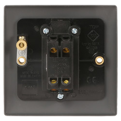 Power Pro Anthracite 20A DP Switch