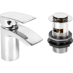 Highlife Coll Mini Basin Mono Mixer Tap  - 68612 - from Toolstation