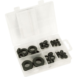 Silverline Rubber Grommet Pack  - 68673 - from Toolstation