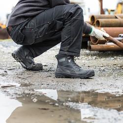 Puma Conquest Hi-Leg Safety Boots