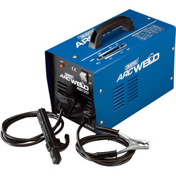Draper Draper 130A Turbo Arc Welder 230V - 68865 - from Toolstation
