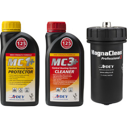 MagnaClean Adey MagnaClean Professional 2 Chemical Pack 22mm  - 68940 - from Toolstation