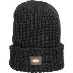 Lee Cooper Knitted Beanie Hat