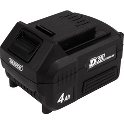 Draper Draper D20 20V Li-ion Battery 4.0Ah - 69023 - from Toolstation