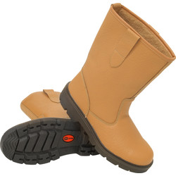 Safety Rigger Boots Size 10 (44.5) - 69083 - from Toolstation