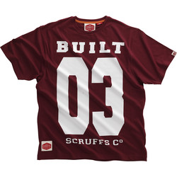 Scruffs Vintage 03 T-Shirt Medium Maroon