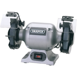 Draper Draper 150mm 370W Heavy Duty Bench Grinder 230V - 69147 - from Toolstation