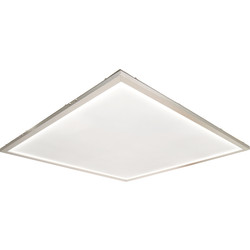 Meridian Lighting LED 600 x 600 36W Panel Light 36W 4000K 2800lm - 69200 - from Toolstation