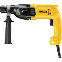 DeWalt DeWalt D25033K 22mm 710W SDS Hammer Drill 240V - 69229 - from Toolstation