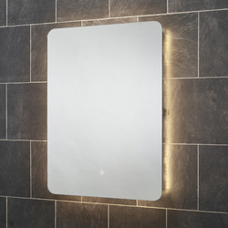 Sensio Sensio Reagan Backlit LED Mirror 800 x 600 x 60mm - 69345 - from Toolstation