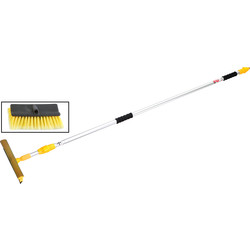 Streetwize Streetwize Extending Wash Brush 3m - 69384 - from Toolstation