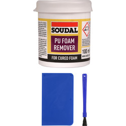 Soudal PU Foam Remover 100ml