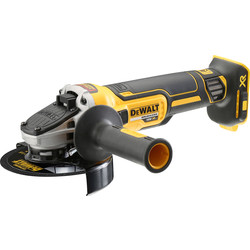 DeWalt DeWalt DCG405N-XJ 18V Li-Ion XR Brushless 125mm Angle Grinder Body Only - 69452 - from Toolstation