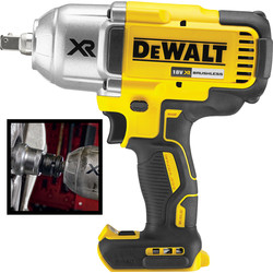 DeWalt DeWalt DCF899 18V XR Brushless High Torque Impact Wrench Body Only - 69506 - from Toolstation