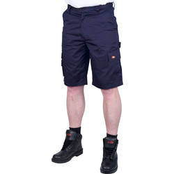 "Lee Cooper Lee Cooper Cargo Shorts 32"" Navy - 69549 - from Toolstation"