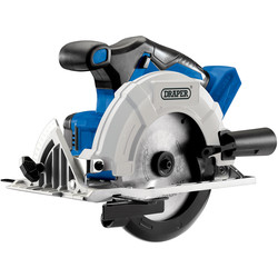 Draper Draper D20 20V Brushless Circular Saw Body Only - 69695 - from Toolstation