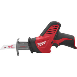 Milwaukee Milwaukee C12HZ-0 12V Li-Ion Cordless Compact Hackzall Body Only - 69731 - from Toolstation