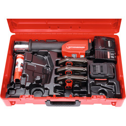 Rothenberger Rothenberger Romax 4000 Set 15-22-28mm Mannesman Jaws - 69810 - from Toolstation