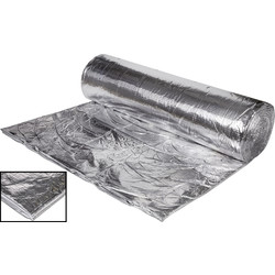 YBS Insulation YBS SuperQuilt Multi Layer Insulation Blanket 1.2 x 10m - 69933 - from Toolstation