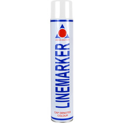 Line Marking Spray Paint 750ml White