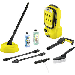 Karcher Karcher K2 Compact Car & Home Pressure Washer 110 bar - 69989 - from Toolstation