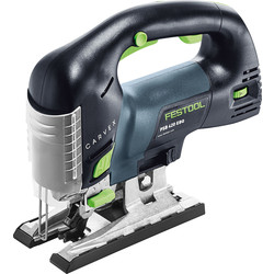 Festool Festool PS 420 EBQ-Plus 400W Pendulum Jigsaw 110V - 70014 - from Toolstation