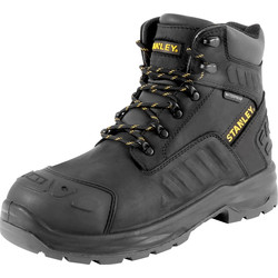 Stanley Stanley Warrior Waterproof Safety Boots Size 8 - 70017 - from Toolstation