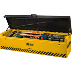 Van Vault Van Vault Tipper Storage Box 1815mm (L) x 560mm (D) x 490mm (H) - 70160 - from Toolstation