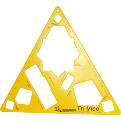 Roughneck Roughneck Tri Vice  - 70188 - from Toolstation