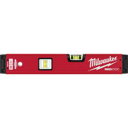 Milwaukee Milwaukee Backbone Spirit Level 400mm - 70227 - from Toolstation