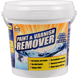Eco Solutions Home Strip Paint & Varnish Remover 1L - 70267 - from Toolstation