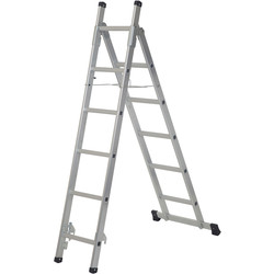 Youngman Youngman Combination Ladder 3 Way 1.93m - 70354 - from Toolstation