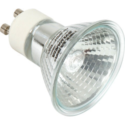 Sylvania Sylvania Hi Spot Home Halogen Lamp GU10 75W 25° 700lm D - 70355 - from Toolstation