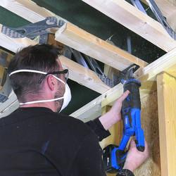 Draper D20 20V Brushless Reciprocating Saw