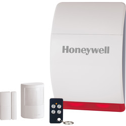 Honeywell Honeywell Wireless Quick Start Alarm Kit HS311S - 70549 - from Toolstation