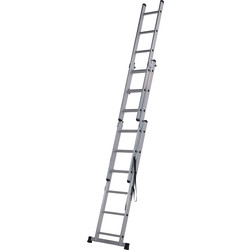 Werner Werner 4 In 1 Combination Ladder  - 70630 - from Toolstation