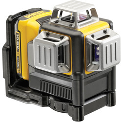 DeWalt DeWalt DCE089D1G 10.8V Multi Line Laser Green - 70638 - from Toolstation