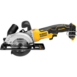 DeWalt DeWalt 18V XR Brushless Compact Circular Saw Body Only - 70694 - from Toolstation