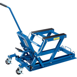 Draper Draper Hydraulic Motorcycle / ATV / Small Garden Machinery Lift 680kg - 70765 - from Toolstation