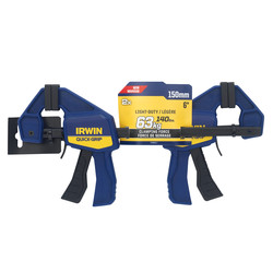 Irwin Quick-Grip Mini 2 Pack